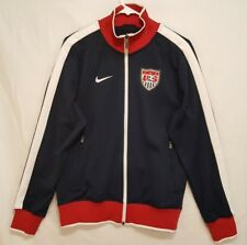 Nike USA Mens Soccer National Team 11/12 N98 Track Jacket Small Worl Cup