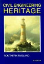 Civil Engineering Heritage - Southern England Paperback Book The Fast Free