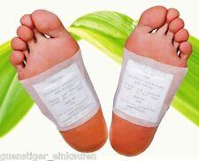 2-100 Detox Pflaster Bambus Vital Entschlackung Stoffwechsel Gesundheit wählbar
