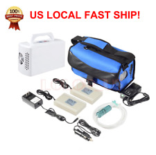 Portable Oxygen bar Health Care Home Travel Car 3L/Min +Extra Battery US!