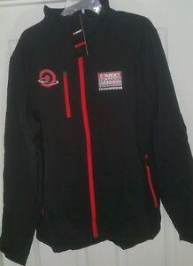 Chip Ganassi Target Racing Men's Formula Soft Shell Jacket NWT Size Lg Reg $179