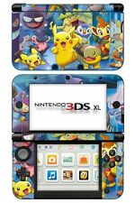 Pokemon Super Mystery Dungeon Ghost Game Skin for the Nintendo 3DS XL console