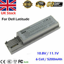 New Battery For Dell Latitude PC764 TC030 D620 D630 D640 D631 Precision M2300 FC