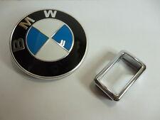 ORIGINAL BMW E36 Rahmen Fensterheberschalter Chrom Chromeline 1-fach 2268901