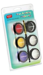 Graftobian Face Painting Palette_Primary Colors/Secondary Colors_Makeup Kit_Pick