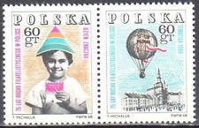 Poland 1968 - Stamp exhibition - Mi 1852-1853 MNH (**)