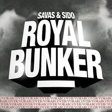 SAVAS/SIDO - ROYAL BUNKER   CD NEUF