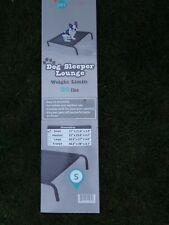 PET TRENDS - DOG SLEEPER LOUNGE - WEIGHT LIMIT 36LBS - SMALL    (TRL)