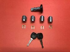2008-2014 CHEVROLET EXPRESS IGNITION LOCK & 4 DOOR LOCK SET MATCHED 2 KEYS OEM!