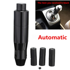 Aluminum Modified Automatic AT Car Gear Stick Shift Knob Shifter Lever Button