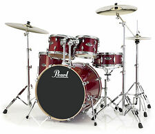 Pearl Export Lacquer Series 5 Piece Set Complete w/ Hardware