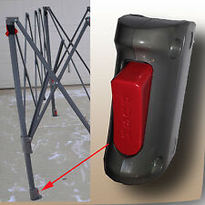 Coleman 12 x 12 10 x 10 Canopy Gazebo Leg Extender Lower SLIDER Replacement Part