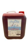 ICE BÄR Slush Sirup Konzentrat Erdbeere Rot 1:5 5 Liter Kanister 30 Ltr