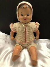 "Antique Vintage  22"" Baby Doll~Flirty / sleep Eyes,"