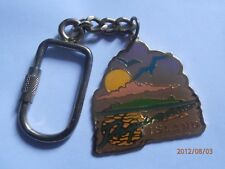 Daydream Island Vintage Whitsundays Queensland Keyring Australia QLD-$2 POSTAGE!