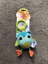 Bright Starts Take 'n Shake Owl Hanging Toy Newborn 0m+