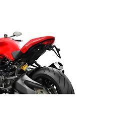 Ducati Monster 821 BJ 2018- Kennzeichenhalter Kennzeichträger Highsider