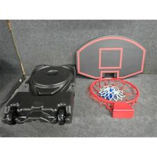 Portable Removable Adjustable Basketball Rack, Black/Red Xy-Bs218A*