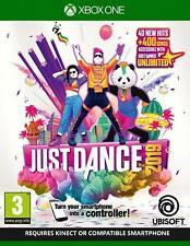 Xbox One juego Just Dance 2019 19 con 40 nuevas canciones mercancía nueva