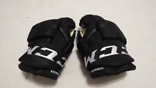 "Jake Voracek Used CCM HG QL Pro Stock Flyers 14"" Hockey Gloves! MeiGray"