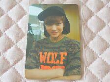 (ver. Kai) EXO-K EXO 1st Album Repackage Growl Photocard K-POP TYPE B
