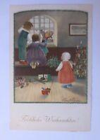 """ Noël, Enfants, Mode, Jouet, Sapin de Noël "" 1930, Pauli Ebner (61577)"