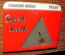 Diamond Stereo NEEDLE 702-D7 for Ronette BF-40 D1-075, DA-700 N601-7d EV3005D