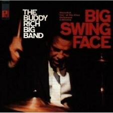THE BUDDY RICH BIG BAND - BIG SWING FACE  CD 18 TRACKS SWING / JAZZ NEU