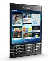 BlackBerry Passport 32GB Black GSM Unlocked T-Mobile AT&T Smartphone