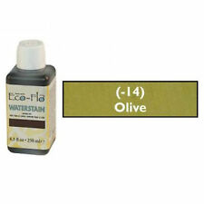 Eco-Flo Waterstain Olive 250 ml (8.5 fl oz.) 2800-14 Tandy Leather Dye