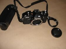FUJICA AX-3 35mm Camera Body Only with Neck strap