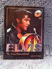 NOS 2002 ELVIS THE KING REMEMBERED BY SUSAN M. MOYER WITH CD