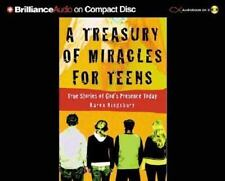 Treasury of Miracles for Teens:True Stories of God's Presence Today on CD (B7-5)