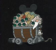 Seven Dwarfs Mine Car Train Mystery Collection Sleepy Disney Pin 99938