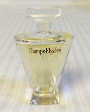 Vintage Guerlain Paris France Miniature Champs-Elysees Parfum .17oz Mini Perfume