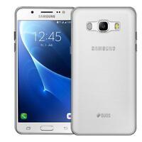 Dünn Slim Cover Samsung Galaxy J5 2016 Handy Hülle Silikon Case Schutz Tasche