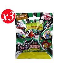 Moshi Monsters Moshlings Blind Foil Packs x 3 Bags Series 8 - NEW