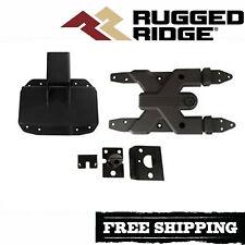 Rugged Ridge Spartacus HeavyDuty Tire Carrier Kit 2018-2019 Jeep Wrangler JL