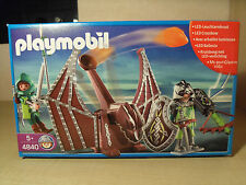 Playmobil Catapulta Dragón tierra 4840 Dragón - * Totalmente Nueva Sellada En Caja *.