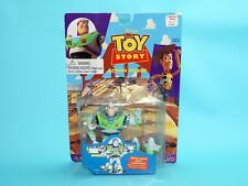 TOY STORY SUPER SONIC BUZZ LIGHTYEAR MOC MOSC THINKWAY TOYS