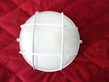 Vapor- Proof Lamp Light Special for Sauna Steam Room IP54 White