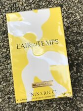 L'Air du Temps by Nina Ricci 100mL EDT Spray Authentic Perfume Women COD PayPal