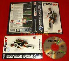 FIFA 97 Sega Saturn Versione Italiana - COMPLETO