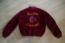 Chevignon Jacke Road Club - High Rollers in rot Gr. L - sehr guter Zustand