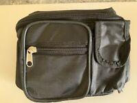 Waist Pouch Bum Bag zipped pockets phone storage compact  travel multipurpose