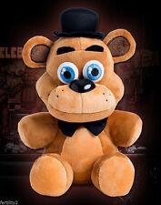 FNAF Five Nights at Freddy's Plush Fazbear Plushie Bear Stuffed Toy Doll Gift