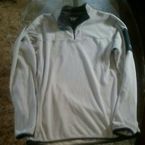 arcteryx 1/4 zip fleece jacket mens XL