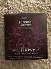 Sandalwood Fig Aromatherapy Original 2-pack Sensual Bath And Body Works NEW