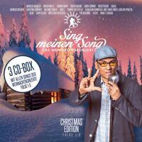 SING MEINEN SONG-DAS WEIHNACHTSKONZERT VOL.1-3  3 CD NEU