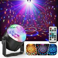 LED Galaxy Starry Night Light Projector Ocean Star Sky Xmas Party Remote Lamp US